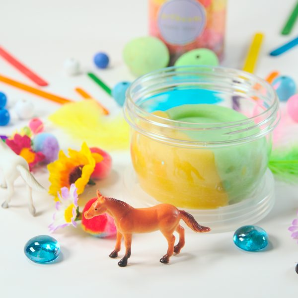Magical Horse Garden – Play Dough Kit